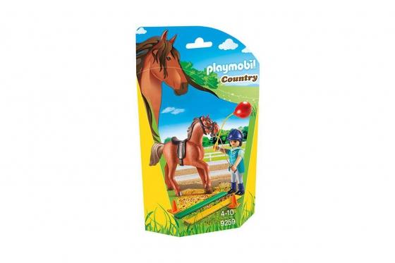 Pferdetherapeutin - Playmobil® Playmobil 1.2.3 Playmobil 1.2.3 9259