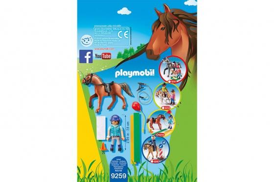 Pferdetherapeutin - Playmobil® Playmobil 1.2.3 Playmobil 1.2.3 9259 1