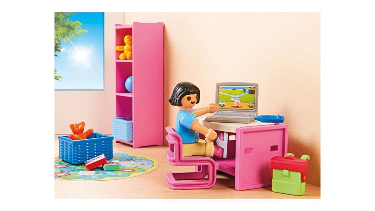 Fröhliches Kinderzimmer, Playmobil® Playmobil City-Li... | Kidsahoi.ch