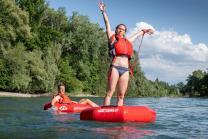 River Tubing - 3 Stunden auf der Aare