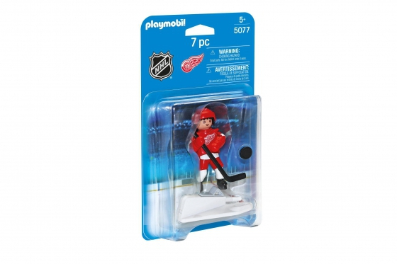 NHL® Detroit Red Wings® Player - Playmobil® Playmobil NHL ® Playmobil NHL 5077