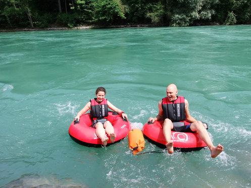 Descente de rivière en bouée - 90 minutes sur l'Aar 2 [article_picture_small]