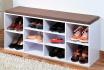 Schuhschrank   - 2 variabel einteilbare Fächer  [article_picture_small]