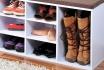 Schuhschrank   - 2 variabel einteilbare Fächer 1 [article_picture_small]