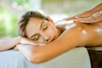 Nacken & Rückenmassage - 45 Minuten