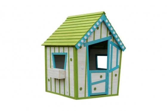 Holz Spielhaus Fairy's Home - von happytoys