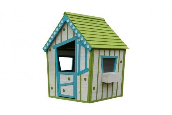 Holz Spielhaus Fairy's Home - von happytoys 1