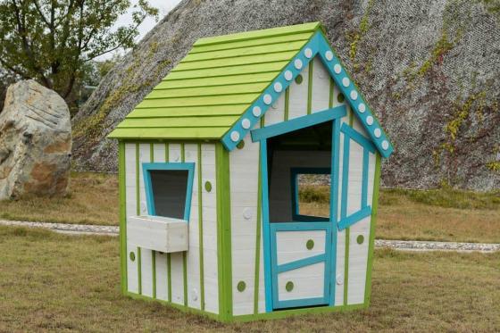 Holz Spielhaus Fairy's Home - von happytoys 2