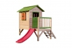 Holz Spielhaus Sliding Paradise - von happytoys  [article_picture_small]