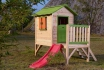 Holz Spielhaus Sliding Paradise - von happytoys 2 [article_picture_small]
