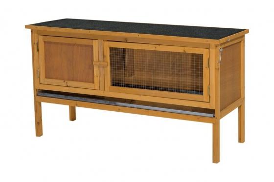 kaninchenstall sch ner k fig f r nager. Black Bedroom Furniture Sets. Home Design Ideas