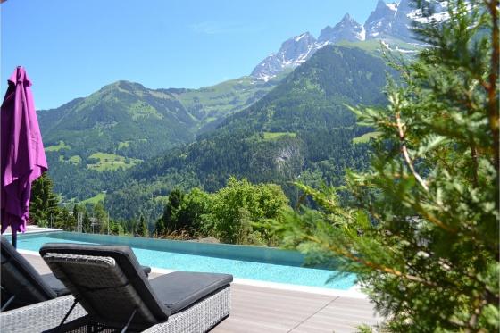 Séjour Wellness en montagne - Hôtel 4* National Resort & Spa à Champéry (VS) 1 [article_picture_small]
