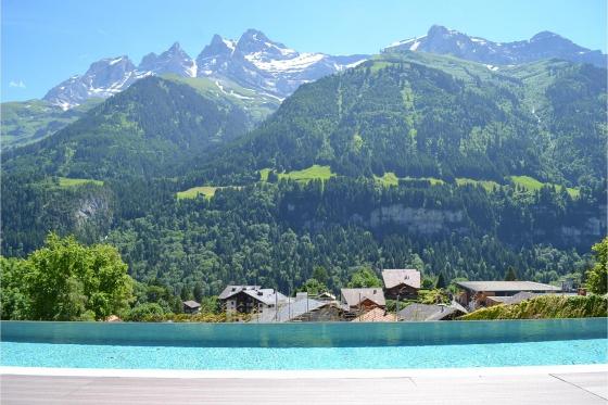 Séjour Wellness en montagne - Hôtel 4* National Resort & Spa à Champéry (VS) 2 [article_picture_small]