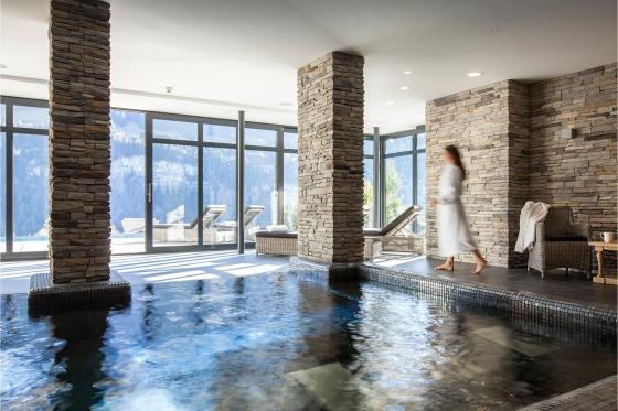 Séjour Wellness en montagne - Hôtel 4* National Resort & Spa à Champéry (VS) 5 [article_picture_small]