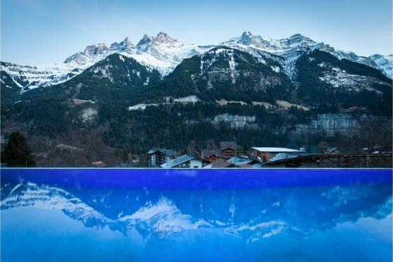Séjour Wellness en montagne - Hôtel 4* National Resort & Spa à Champéry (VS) 7 [article_picture_small]