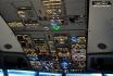 Rundflug im Simulator-90 min Airbus 380 Cockpit in Zürich 2