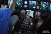 Rundflug im Simulator-90 min Airbus 380 Cockpit in Zürich 3