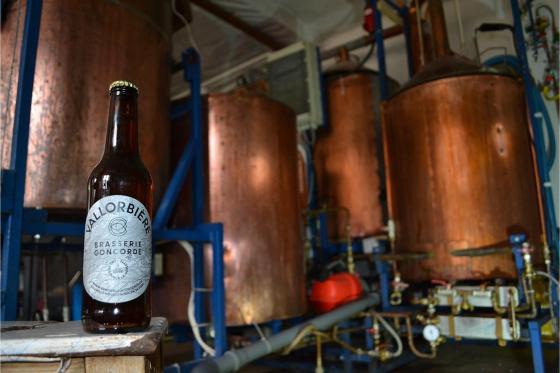 Dégustation de bières & visite - Brasserie de la Concorde (VD) - Avec apéritif et pack cadeau - Pour 2 personnes 2 [article_picture_small]