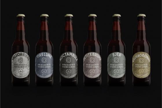 Dégustation de bières & visite - Brasserie de la Concorde (VD) - Avec apéritif et pack cadeau - Pour 2 personnes 3 [article_picture_small]