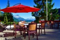 Séjour détente à Leysin - 1 nuit pour 2 personnes, avec repas et petit-déjeuner