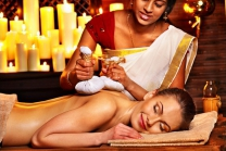 45-minütige Massage & Tee - für 1 Person - Spa Hotel 4*Macchi in Châtel
