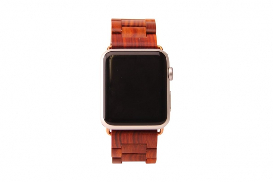 Apple Watch Band - Sandel Red