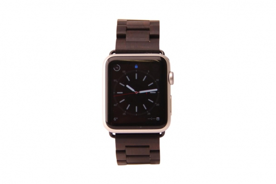 Apple Watch Band - Sandel Black 1
