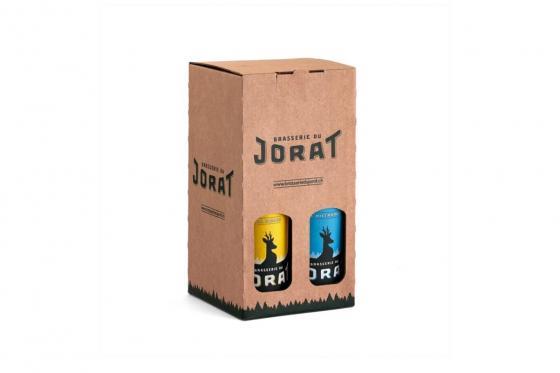 Dégustation de bières & visite - Brasserie du Jorat (VD) - dégustation de 7 bières & pack cadeau - Pour 2 personnes 3 [article_picture_small]