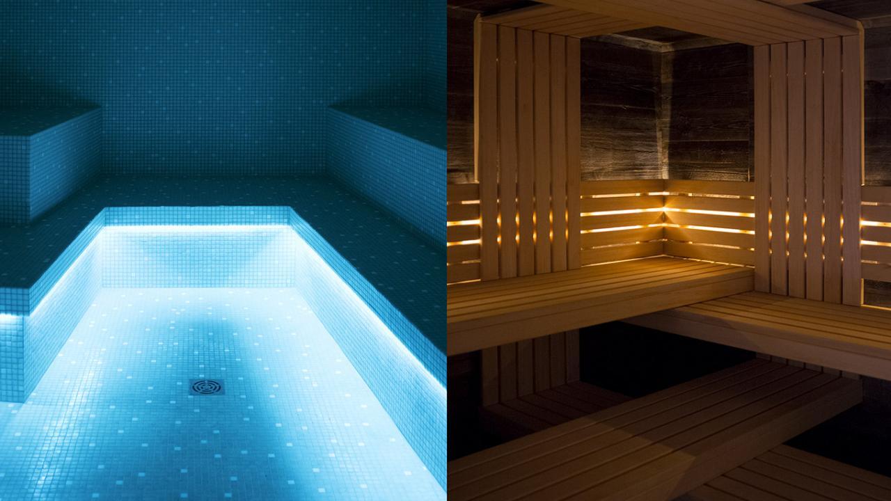 Spa, massages & Prosecco, Pour 2 personnes, au centre v