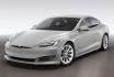 Tesla Model S mieten-1 Tag, Montag - Freitag inkl. 300 km 2