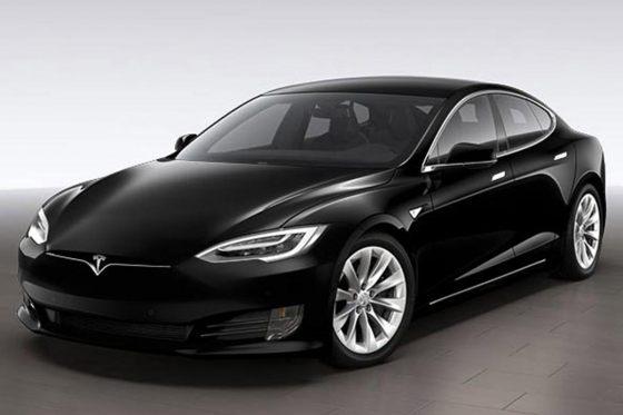 Tesla Model S mieten - 1 Tag, Montag - Freitag inkl. 300 km  [article_picture_small]