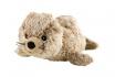Wärmestofftier Robbe Mini   - mit Hirse-Lavendel-Füllung  [article_picture_small]