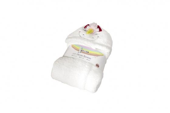 Peignoir licorne - pour enfant 6