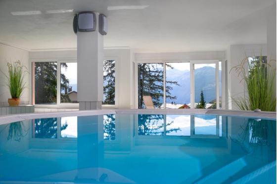 Séjour wellness à Crans-Montana - Inclus: 1 nuit en chambre double, accès au spa et petit-déjeuner  [article_picture_small]
