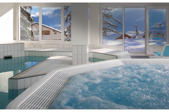 Séjour wellness à Crans-Montana - Inclus: 1 nuit en chambre double, accès au spa et petit déjeuner 7 [article_picture_small]
