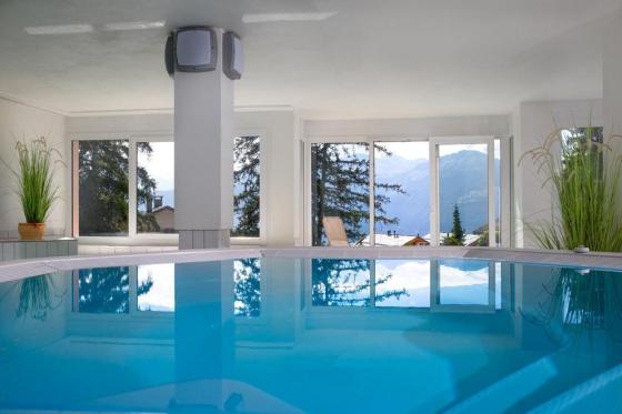 Séjour gourmand à Crans-Montana - Inclus: 1 nuit en chambre double, accès au spa et menu à 4 plats 2 [article_picture_small]