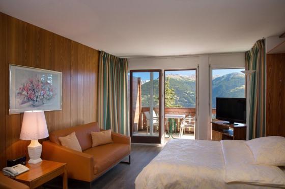 Séjour gourmand à Crans-Montana - Inclus: 1 nuit en chambre double, accès au spa et menu à 4 plats 7 [article_picture_small]