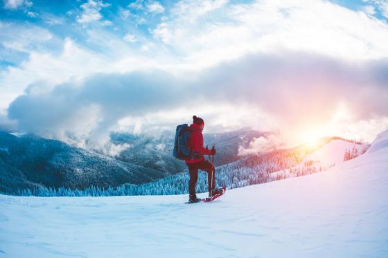 Schneeschuhe - bis 108 kg 6