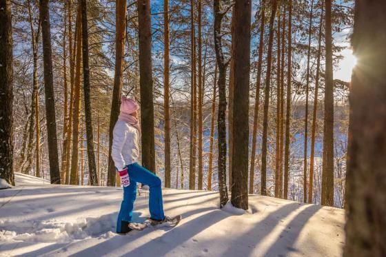 Schneeschuhe Kids - bis 56 kg 6