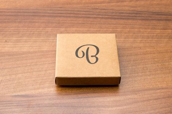 Haargummis aus Holz - 3er Set 5
