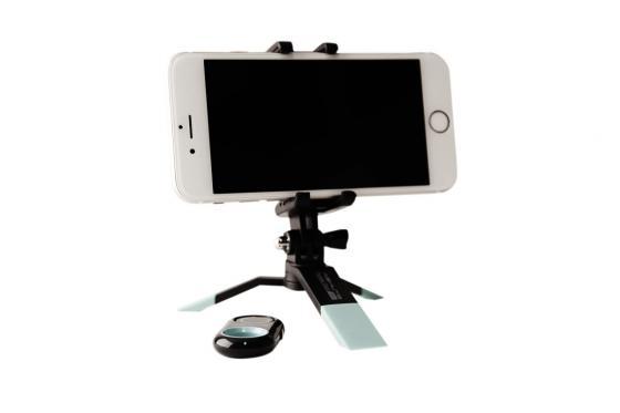 Selfie-Kit - mit Fernbedienung