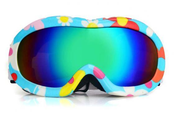 Skibrille Junior Flower - mit UV400-Schutz 1