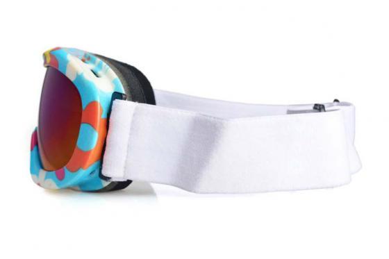 Skibrille Junior Flower - mit UV400-Schutz 2