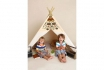 Spielzelt Tipi - im Indianer-Look 3 [article_picture_small]