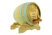 Tonneau en chêne - 5 litres, avec gravure 2 [article_picture_small]