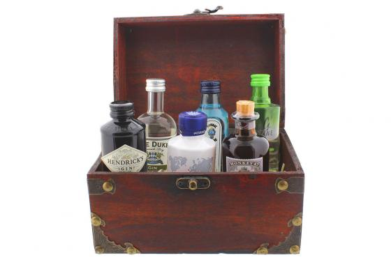 Gin-Collection - personalisierbar 1