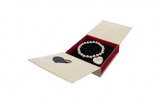 Armband mit Herzanhänger - personalisierbar 3