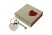 La clé du coeur - avec gravure 2 [article_picture_small]