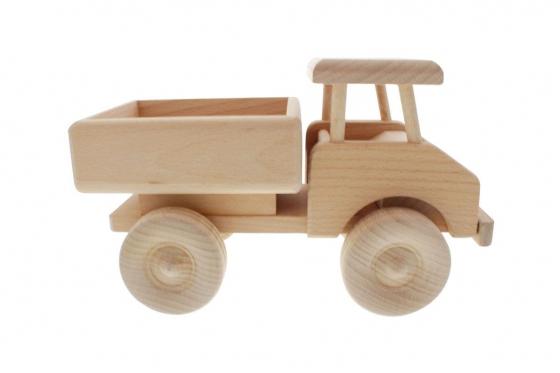 Camion en bois - personnalisable 1