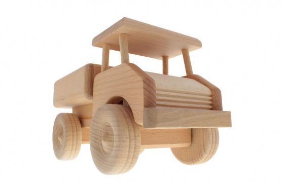 Camion en bois - personnalisable 3
